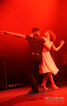 EasyTheatres presents A Night of Dirty Dancing