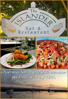 The Islander at Crosby Boat Yard in Osterville. The Islander is a Casual Waterfront Restaurant known for their Fresh Fish Tacos and Monster Nachos. Enjoy the Cape Cod sunset from the deck with a Dark & Stormy or Rum Punch!