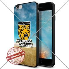 WADE CASE Colorado College Tigers Logo NCAA Cool Apple iPhone6 6S Case #1087 Black Smartphone Case Cover Collector TPU Rubber [Breaking Bad] WADE CASE http://www.amazon.com/dp/B017J7KQXM/ref=cm_sw_r_pi_dp_bGvxwb1DXY2H7