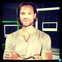 Jared padalecki!!! Adorable!!