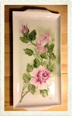 Vassoio rose
