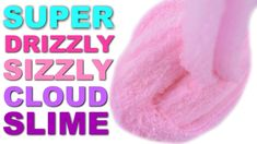 Diy fixing sticky watery floam slime simple easy how to make super drizzly sizzly cloud slime elmers clear glue no resi ccuart Image collections