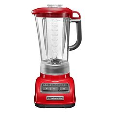 Kitchen Aid, P2 Diamond blender rød