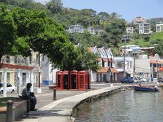 Caranage St George's Grenada by robin denton, via Flickr