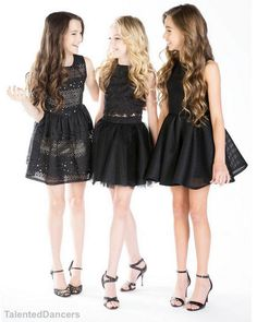 modeled for miss miss behave girls - Dance Moms Cute Little Girl Dresses, Cute Girl Outfits, Cute Dresses, Kids Outfits, Pretty Dresses For Kids, Young Girl Fashion, Preteen Girls Fashion, Girls Dresses Tween, Tween Girls
