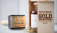 Strawberry Gold by Gold Selection!