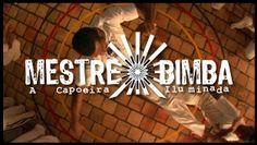 Exibição Mestre Bimba A Capoeira Iluminada em Brasília. Portal Capoeira - Editor Luciano Milani