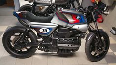 BMW café racer  backyardrider.com