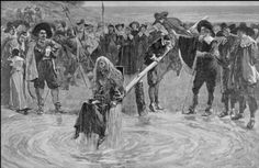 christian punishment for witches | witch hunt in middle age