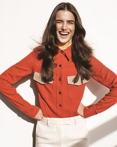 Beny PN Zara Star Sweater, Zara White Pants, Daniel