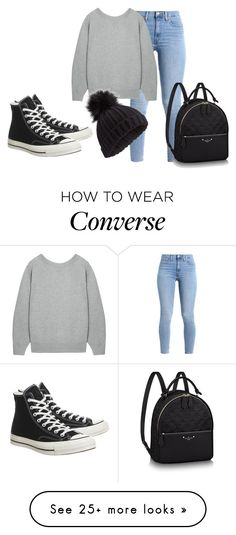 """Tomorrow oufit."" by rockergirl-861 on Polyvore featuring Sacai, Miss Selfridge and Converse"
