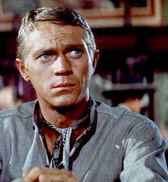 Steve McQueen | The Magnificent Seven | 1960 | as Vin Tanner