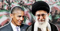 The liberal media criticizes Trump for being friendly with Putin, but never says anything about Obama's bromance with the grand ayatollah of Iran.