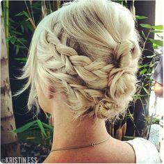 Valentine's Day Hair Idea