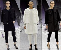 CHANEL CLOTHING PINTEREST | Najaar/Wintermode 2012-2013 by Chanel | Fashionable over Fifty