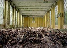 I luoghi abbandonati di Rebecca Litchfield