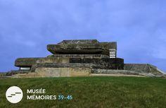 L'hôtel Center #Brest recommande la visite du Musée de la Mémoire 39-45 qui se situe à la Pointe Saint Mathieu dans un blockhaus complètement rénové à l'identique.  www.hotelcenter.com/informations/actualites/223-musee-memoire-39-45-finistere.html