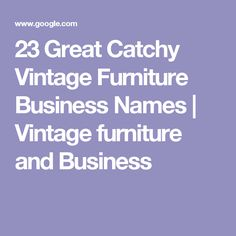 furniture store name generator name ideas for furniture business