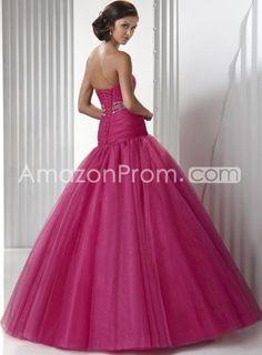US $134.09 Hot Saling Luxurious Sweetheart Neckline Floor-length Ball Gown Designs Prom Dresses FL26