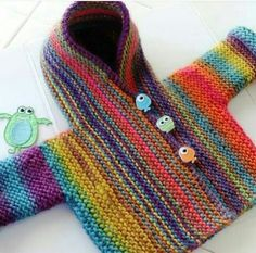Child Knitting Patterns free knitting sample by Gloria Segura. Child Knitting Patterns Baby Knitting Patterns Supply : free knitting pattern by Gloria Segura. Knitting For Kids, Baby Knitting Patterns, Baby Patterns, Free Knitting, Knitting Projects, Dress Patterns, Knitting Tutorials, Yarn Projects, Knitting Ideas
