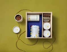 Christmas 2015 Gift Guide Curated by Yatzer Spice Company, Christmas 2015, Herbal Tea, Peppermint, Packaging Design, Gift Guide, Herbalism, Chloe, Spices