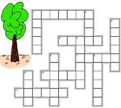 Your young spellers will have fun with this free easy crossword puzzle. They need to identify the misspelled word in each of 12 sentences to successfully complete this activity.