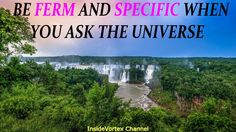 Abraham Hicks 2016 - Be ferm and specific when you ask the universe - YouTube