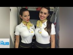 sexy hot air stewardess hostess crew in uniform onboard of jets planes aviation girls naked nude Lama Faché, Heavy Metal, Flight Girls, Female Pilot, Russian Beauty, Cabin Crew, Flight Attendant, British Airways, Virgin Atlantic