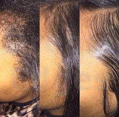 4 Tips to Make Your Edge Control More Effective - Black Hair Information #BlackHairCare