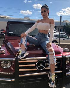 We've all heard of Cardi B and Kylie Jenner's favorite online retailer by now. At this point, it seems like another trendy influencer driven website is popping up everywhere. I know a lot of peo… – Fashion Style Look Fashion, Denim Fashion, Fashion Beauty, Fashion Outfits, Womens Fashion, Fashion Killa, Fashion Nova Clothing, Off White Fashion, Luxury Fashion