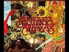 SANTANA Para Los Rumberos 1973 (from LP) (Slide)