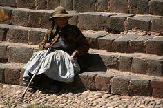 En Andahuaylillas, Perú.