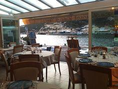 Restaurant romantique Bonifacio - Les quatre vents
