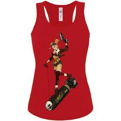 [DC: Bombshells: Ladies Vest: Harley Quinn (Product Image)]