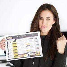 Ya tenis en la web wwwgymvirtualcom el primer calendario delhellip