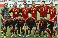 España presentó la lista definitiva de 23 que irán al Mundial de Brasil | Mundial Brasil 2014