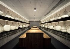 Distillery and Showroom in Germany   Home Interior Design, Kitchen and Bathroom Designs, Architecture and Decorating Ideas