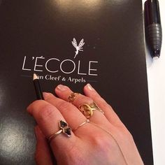 On the blog: owner @jennifergandia visits @lecolevancleefarpels to learn stories of talisman jewels. Read about gem spirituality across time and cultures:  http://bit.ly/1LhZBj2 #talisman #talismanjew