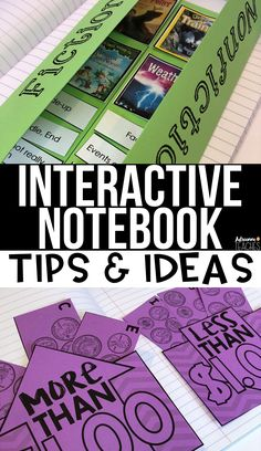 Interactive Notebook tips and tricks for anyone to beginners to pros. Learn how to manage interactive notebooking in your classroom, featured on TPT blog.