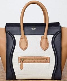 Céline mini luggage tote. I want ever so badly. Celine Bag Luggage cae528fdef05c