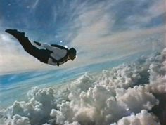 Skydiving (something I was supposed to do, and never did, with my Grandfather, before he passed)