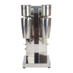 67.25$  Watch here - http://ali0lx.worldwells.pw/go.php?t=32687681830 - 1PC Commercial Stainless Steel Milk Shake Machine Double Head Mixer Blender Make Milks Foam/Milkshake Bubble Tea Machine 67.25$
