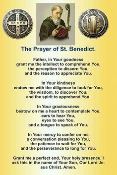 Praying The Rosary Catholic, Catholic Prayers, Roman Catholic, Novena Prayers, Bible Prayers, St Christopher Prayer, Prayer Before Work, St Benedict Prayer, Prayer Verses