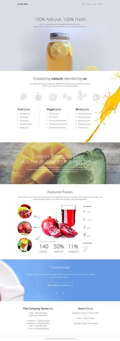 Cafe and Restaurant website inspirations at your coffee break? Browse for more WordPress #templates! // Regular price: $75 // Sources available: .PSD, .PHP, This theme is widgetized #Cafe and Restaurant #WordPress