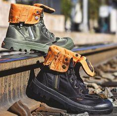 66166599fe8 Palladium X Alpha Industries MA-1 boots sold at Ruze Shoes  ruzeshoes   palladium