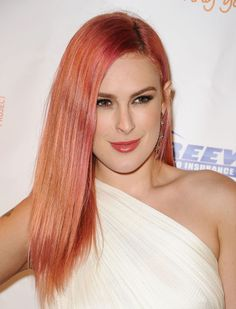 """Pink hair has been around for a few years and it's showing no signs of going away — and this new look is proof. """"A pink-copper version of ecaille will be big for 2016,"""" says Eva Scrivo, owner of Eva Scrivo Salons in New York City. """"It's the perfect way to refresh grown-out hair, and can be achieved with balayage techniques to even out hair color tones."""""""