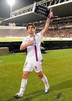 Juninho Pernambucano: (Brazilian) Sport, Vasco da Gama, Lyon, Al-Gharafa, New York Red Bulls