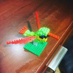 "4 mentions J'aime, 1 commentaires - Dwayne Comeau (@nanoarchitect.ca) sur Instagram: ""Red wing hummingbird.  #toy #hummingbirds #birds #brickbuilding #bricks #megablocks #microblocks…"""