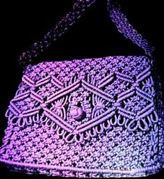 Macramé Purse Pattern