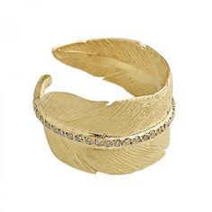 Ileana Makri   Eagle Feather Ring